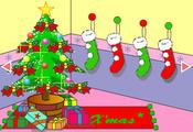 クリスマス・イブに脱出
