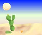 砂の大地からの脱出