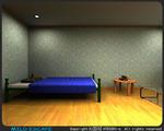 雪だるまの部屋からの脱出(3D)
