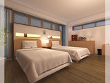 T氏の寝室
