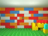 レゴの部屋