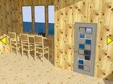 海の見える家からの脱出