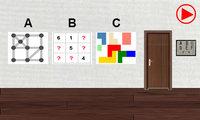 パズル部屋からの脱出 4